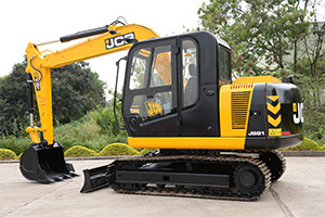JCB JS81 Tracked Excavators Pathankot
