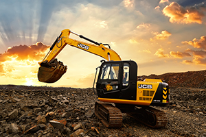 JCB 130 Tracked Excavators Pathankot
