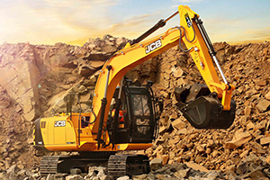 JCB NXT 140 Tracked Excavators Pathankot