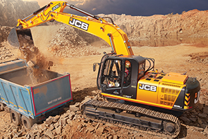 NXT 205 Tracked Excavators Pathankot